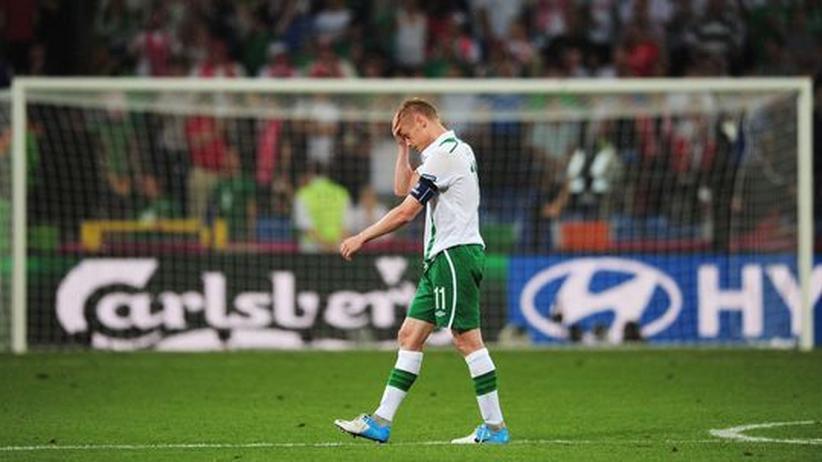 Spiel Italien Irland