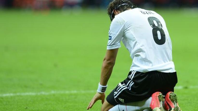 Fußball-EM: Deutschlands Traum vom Finale ist geplatzt