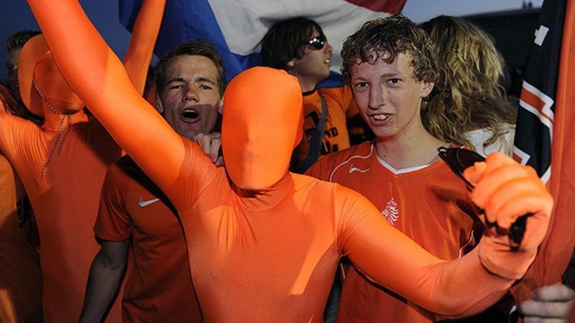 Hauptsache Oranje: Die niederländischen Fans