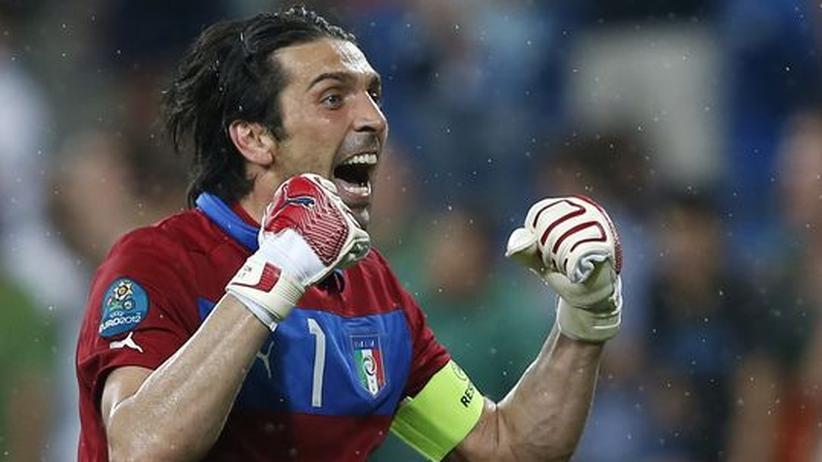 Fußball-EM: Cassano und Balotelli schießen Italien ins Viertelfinale