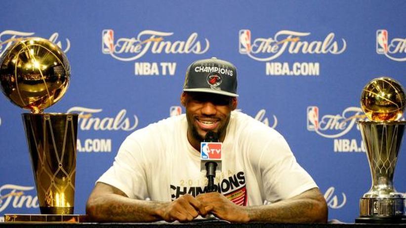 Basketball: Der Beginn der Ära LeBron James