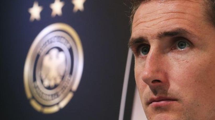 """Miroslav Klose: """"Ich war noch nie in Warschau"""""""