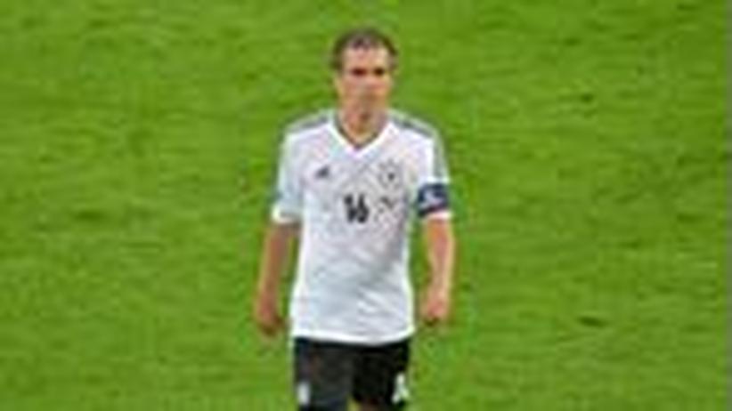 """Philipp Lahm: """"Nach fünf Minuten habe ich gedacht: Puh, noch 85 Minuten?"""""""