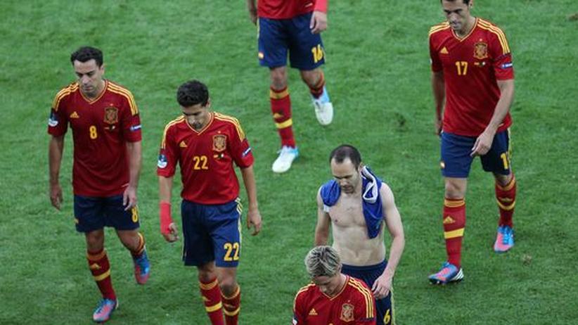 Fußball-EM: Ist Spanien noch Spanien?