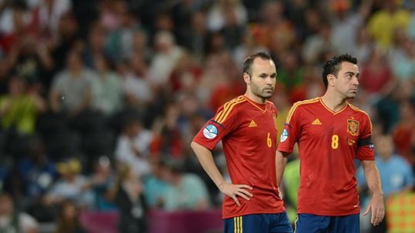 Vor dem Finale: Spanien ist wie Liebe ohne Sex