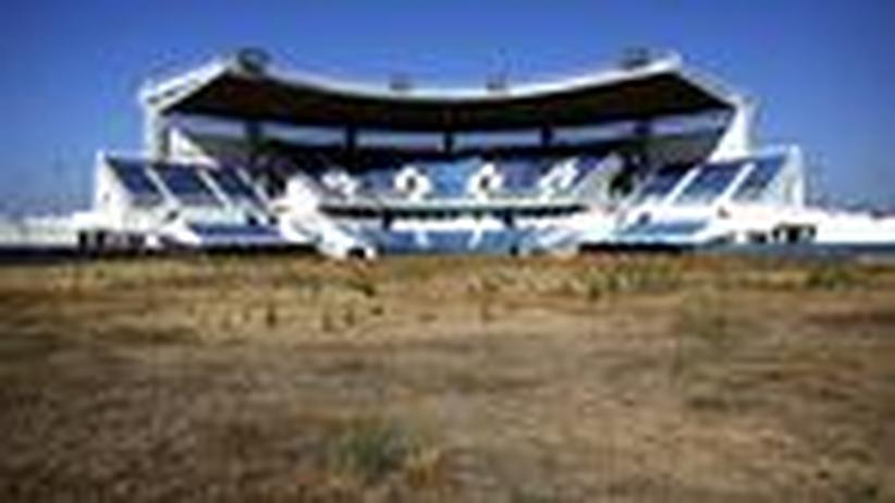 Athen 2004: Wie die Olympischen Spiele Griechenland ruinierten