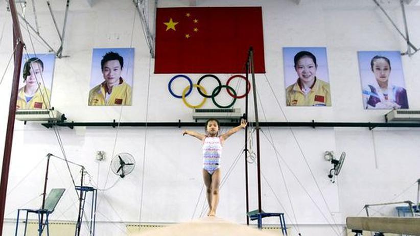 Chinas Olympia-Team: Das System hinter der Sportgroßmacht