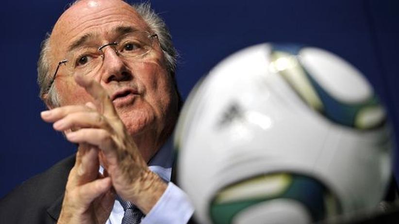 Fußball-Weltverband: Das schmutzige Königreich von Joseph Blatter