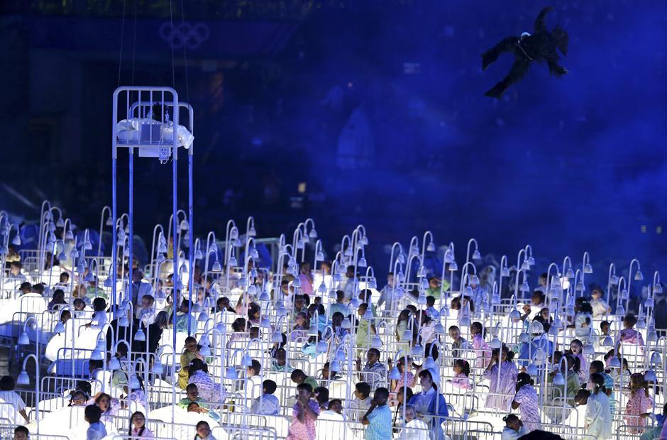 Eröffnungsfeier Olympia 2012