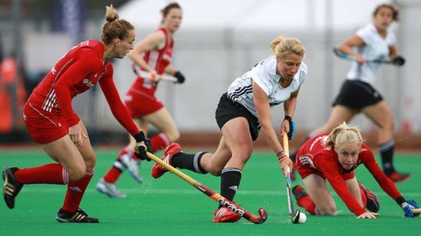 Olympische Sportarten: Deutsche schwächeln am Ball