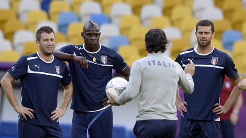 Italien: Elf Querköpfe sind auch ein Team
