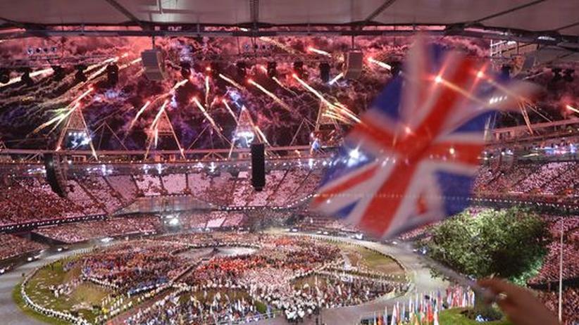 Olympia-Eröffnung: Gutes Eigenblutdoping gegen Finanzkrise und Abhörskandale