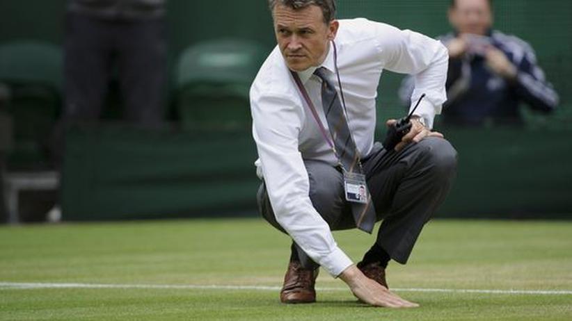 Tennis: Der Rasenflüsterer von Wimbledon