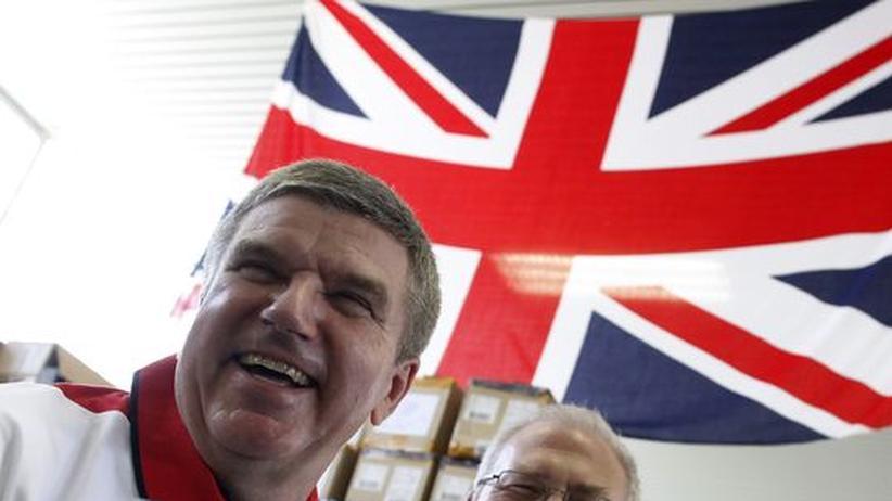 """Thomas Bach: """"Ein Olympiasieg garantiert keine lebenslange Rente"""""""