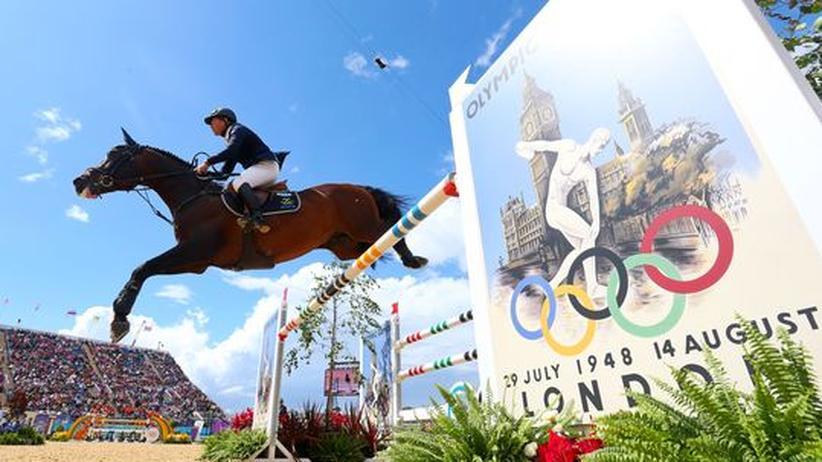 """Mein Olympia: """"Ich habe in meinem Leben viele Pferde geritten"""""""