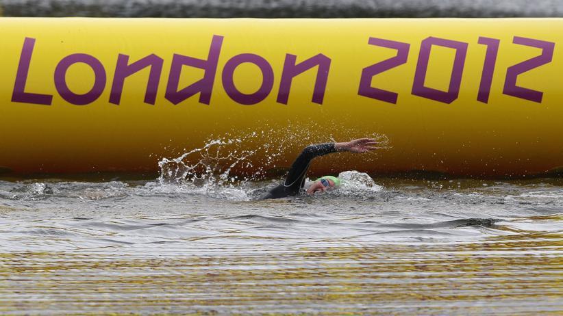 Mein Olympia: Einen Triathlon zu beenden ist wie die Geburt eines Kindes