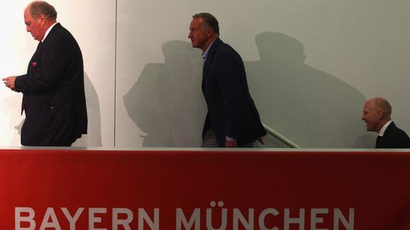 Bundesliga: Sammer versucht sich als van Gaal