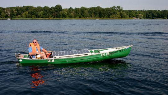 25. Solarbootcup, Berlin, Tegler See