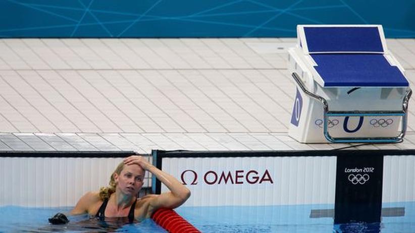 London 2012: Deutschen Schwimmern stellt sich die Systemfrage