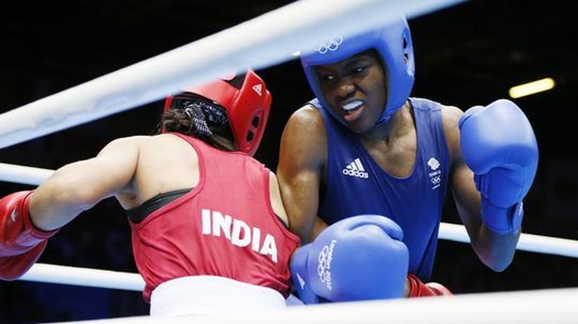 Tops und Flops Olympia: Der einzige neue Sport bei diesen Spielen hat die Zuschauer und Experten überzeugt: Frauenboxen.