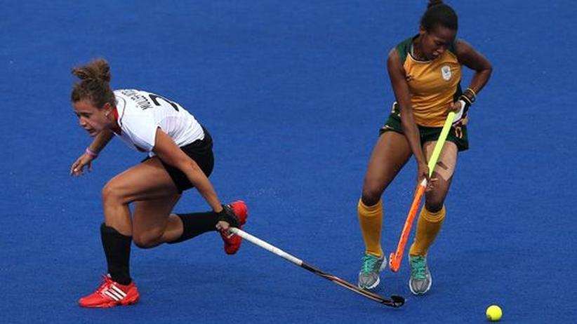 Mein Olympia: Frauenfußball? Hockey ist für Mädchen interessanter!