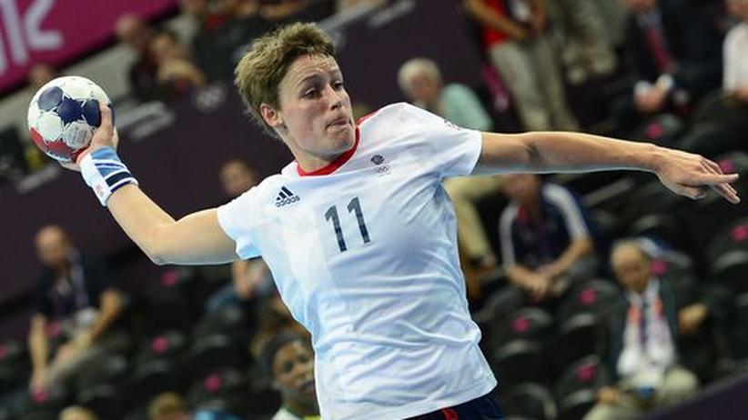 Britische Handballerinnen: Exoten im eigenen Land