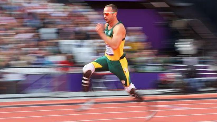 Oscar Pistorius: Schnellster Mann auf keinen Beinen