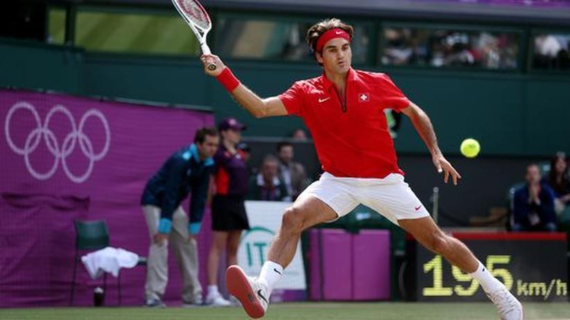 Mein Olympia: Tennis ist der anspruchsvollste Sport der Welt