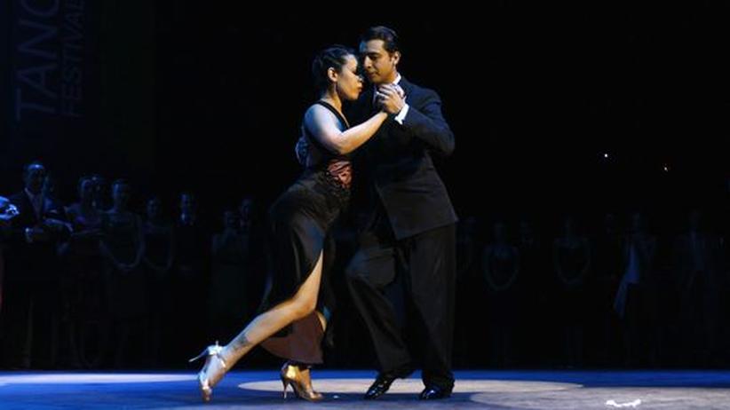Tango-WM: Sechs Stunden Tango am Tag