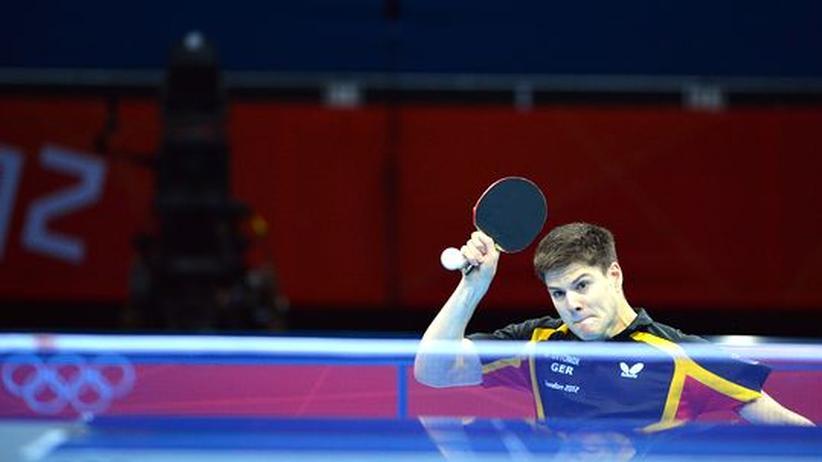 Mein Olympia: Die dunkle Seite des Tischtennis