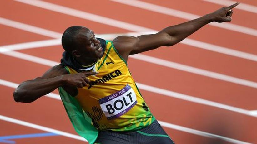 London 2012: Bolt bleibt schnellster Mann der Welt