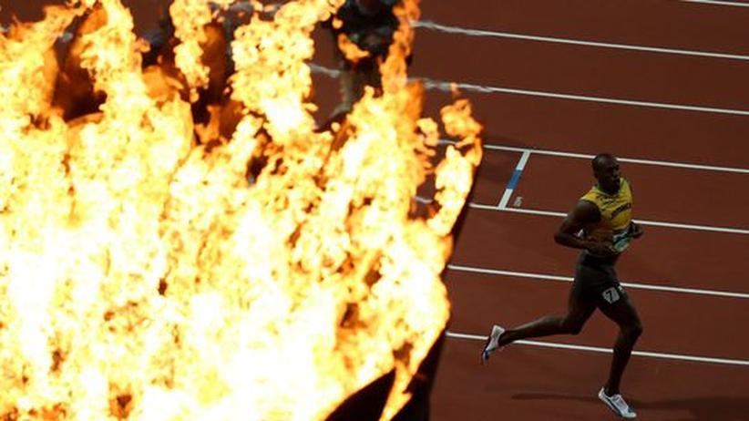 Usain Bolt: Der Blitzewerfer ist wieder da