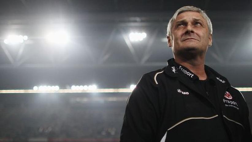 Eintracht Frankfurt: Armin Veh, der mutigste Trainer der Bundesliga