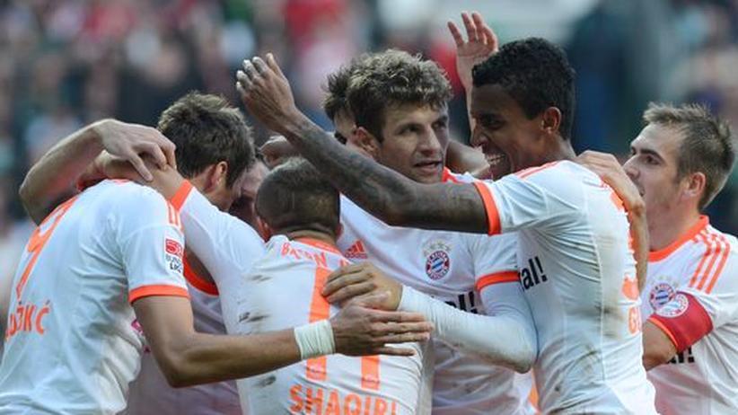 Fußball: Die neue Demut der Bayern