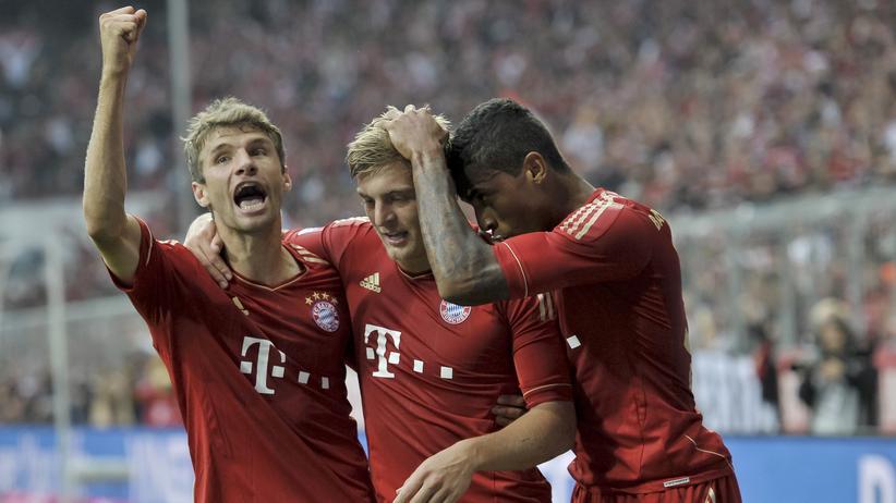 Bundesliga: Der FC Bayern fegt Stuttgart aus dem Stadion