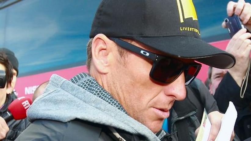 Armstrong-Dossier: Lance Armstrong etablierte ein strenges Betrugssystem.
