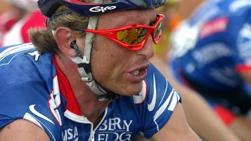 Radsport: Früherer Teamkollege Armstrongs gesteht Doping