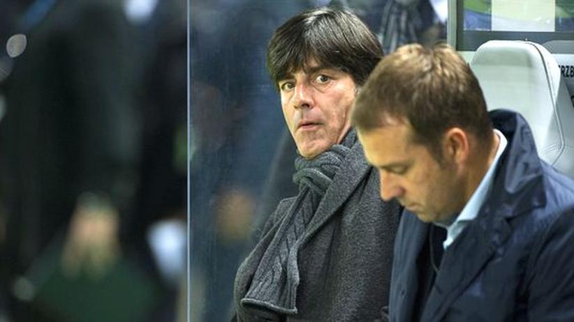 Deutschland – Schweden: Löw, von Fußballgeistern gequält