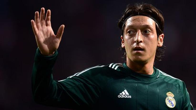 Fußball: Özils sinkender Stern bei Real Madrid