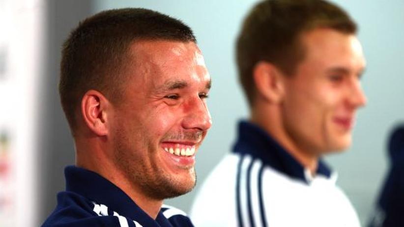 Lukas Podolski: Ein Torjäger steht auf der Kippe