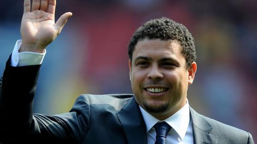 Übergewicht: Brasilien soll mit Ronaldo abnehmen