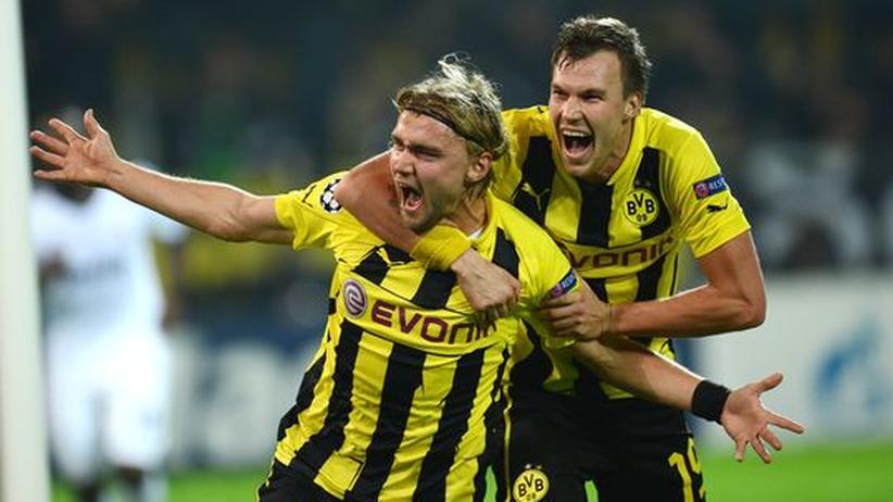 Champions League: Die neue deutsche Fußballstärke