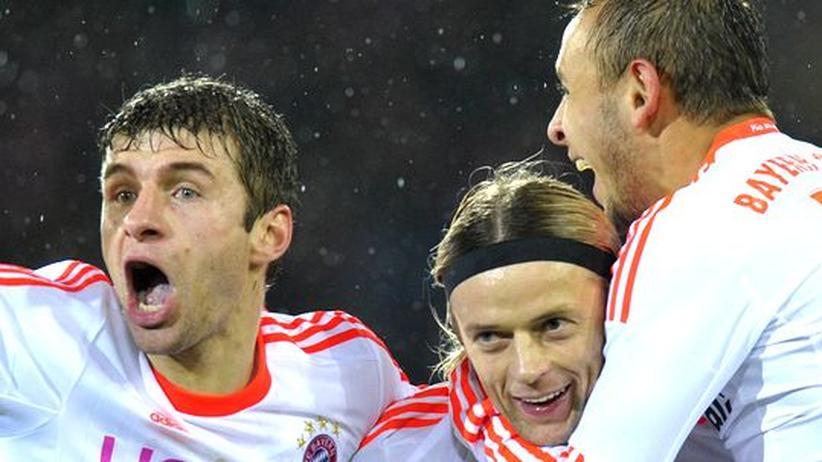 Bundesliga-Rückschau: Der FC Bayern ist schneller als der Weihnachtsmann