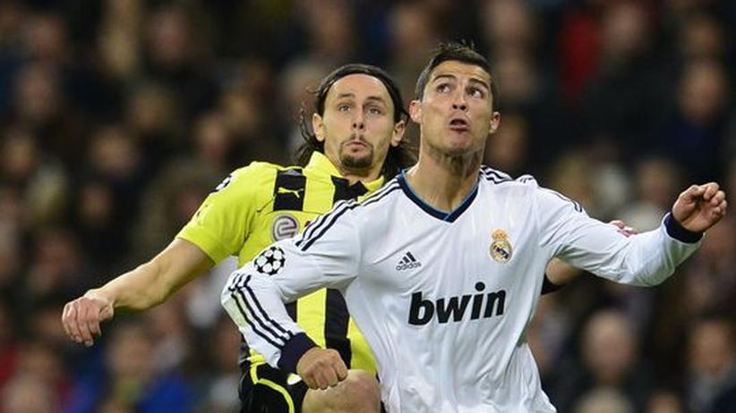 Champions League: Dortmund versetzt Real Madrid in Angst und Schrecken