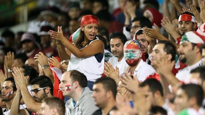 Fußball im Libanon: Im Libanon schießt man auch auf Tore