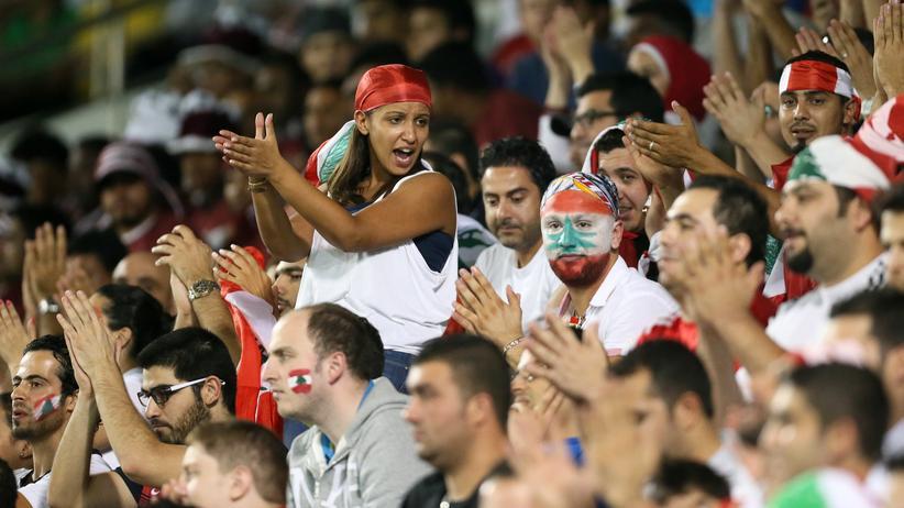 Fußball im Libanon: Bei der Partei Gottes spielt man auf Kunstrasen