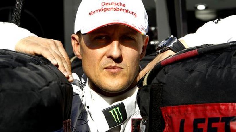 Formel 1: Die dunklen Flecken des Michael Schumacher