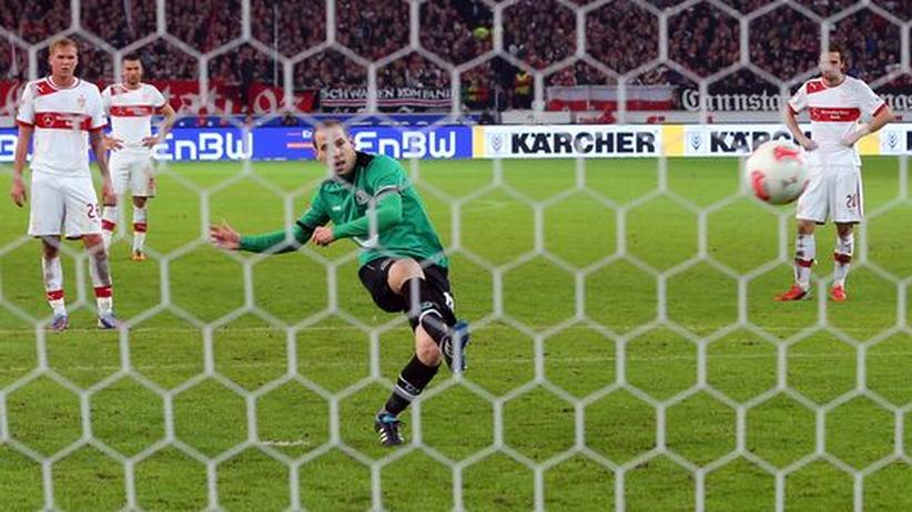 Fußball-Bundesliga: Stuttgart und Fürth verspielen ihre Führung