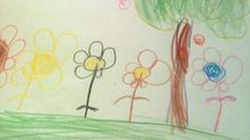 Ein Bild wie gemalt