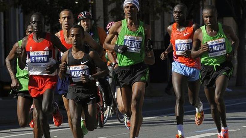 Wirbelsturm Sandy: New Yorks Bürgermeister sagt Marathon ab
